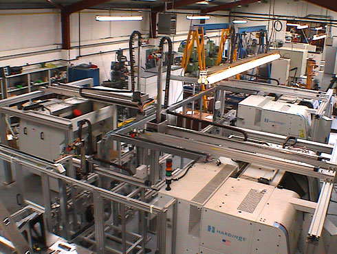 HNC Automated Manufacturing Systems